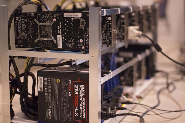 počítač na bitcoin