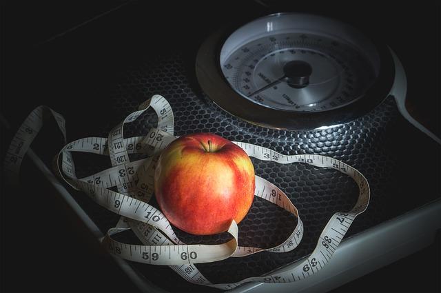 vedení váhy osob